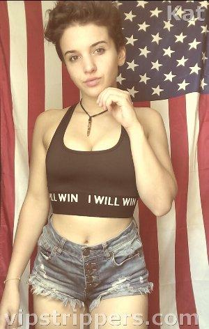 Kat New Hampshire stripper